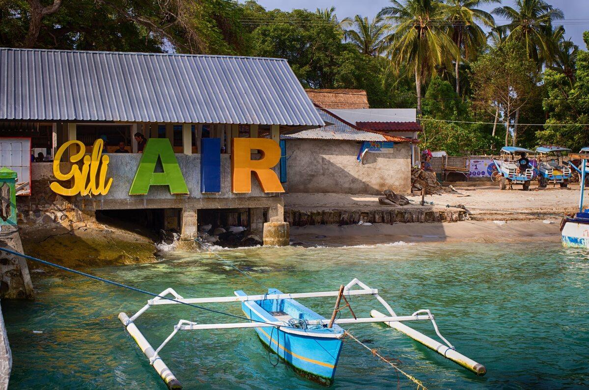 Wyspa Gili Air