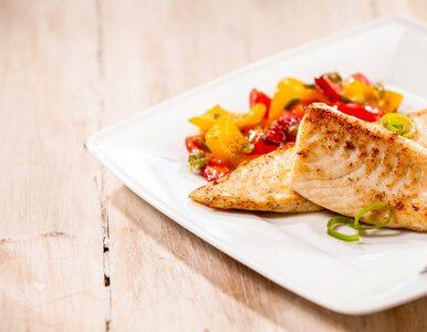 Danie z dużą ilością błonnika i kwasów tłuszczowych omega-3. Zdrowe i...