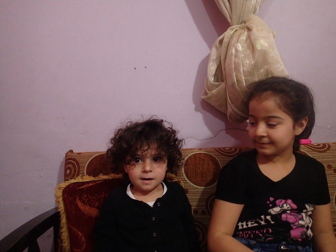 Dzieci uchodźców Dzieci uchodźców
