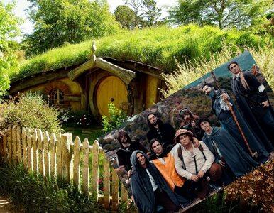 37-latek od trzech lat żyje jak Hobbit. Wrzucił pierścień do Wezuwiusza