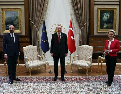 Unijni dygnitarze w tureckiej pułapce, czyli dlaczego szefowa Komisji...