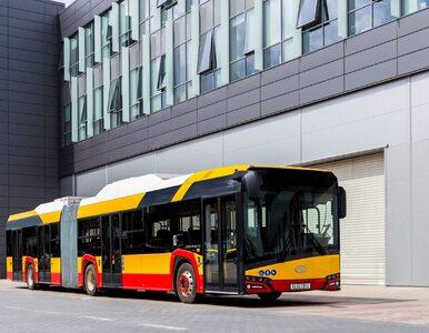 1,2 mld zł na zeroemisyjne autobusy od państwa dla samorządów