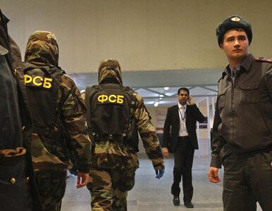 Zatrzymano grupę terrorystów. Planowali zamachy w Moskwie