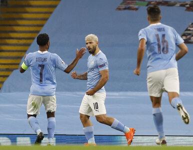 Manchester City walczy w Lidze Mistrzów. Dziś starcie z Olympique Marsylia