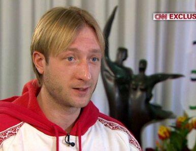 Pluszczenko wystartował w Soczi... z urazem kręgosłupa