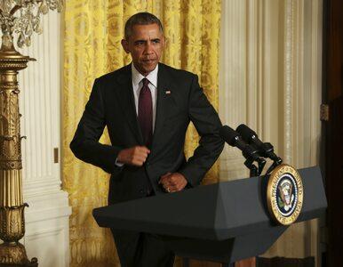 Obama: Jestem sfrustrowany tym, że nie udało mi się...