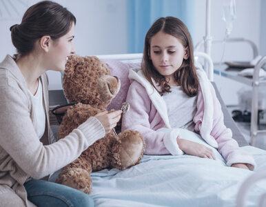 Pobyt dziecka w szpitalu może być okazją do rozbudzenia naukowych pasji...