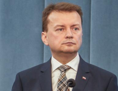 Błaszczak: Gdyby nie zmiana rządu, Polska znalazłaby się w takiej...
