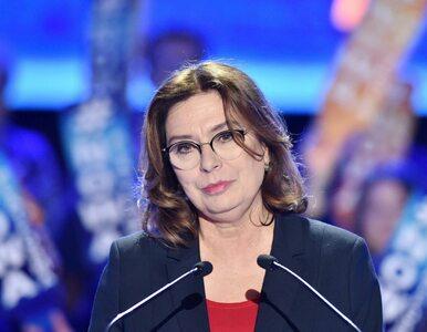 """Kidawa-Błońska zaapelowała do prezydenta. """"Wybory muszą zostać przełożone"""""""