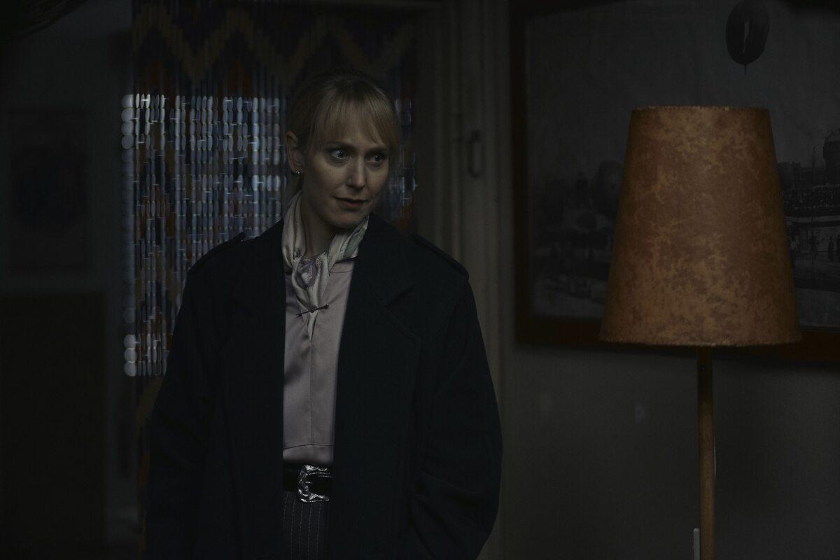 """Kadr z serialu """"Nieświadomi"""""""