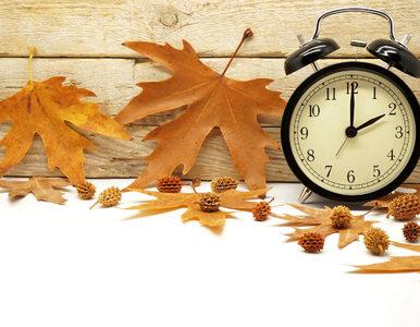 Już dziś zmiana czasu na zimowy. O której przestawić zegarek?