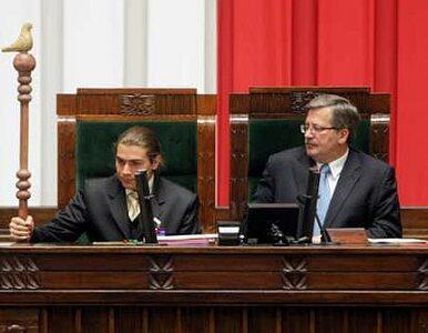 Sejm opanowany przez dzieci