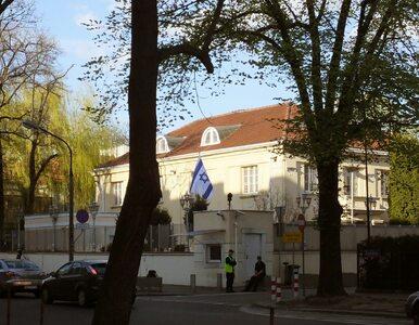 Zamknięta ambasada Izraela w Polsce. Zaskakujące oświadczenie