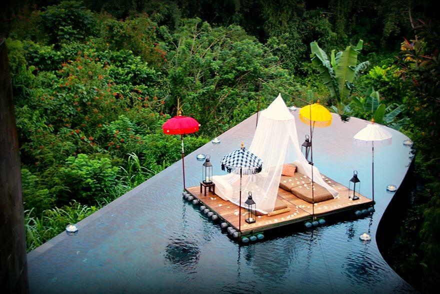 Hotel Ubud Hanging Gardens, Indonezja