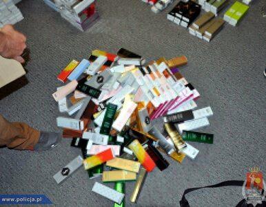 3,5 tys. podrobionych perfum w Wólce Kosowskiej