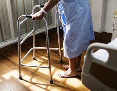 Kilka tygodni – tyle leżenia wystarczy, by u chorego pojawiły się odleżyny