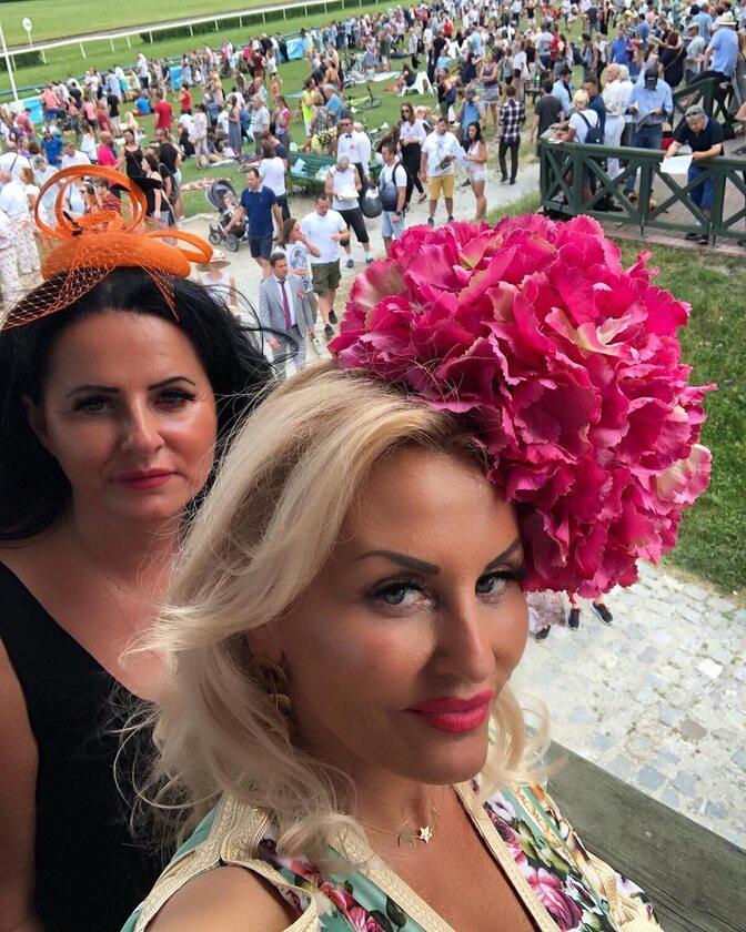 """Dagmara i Edzia z programu """"Królowe życia"""""""