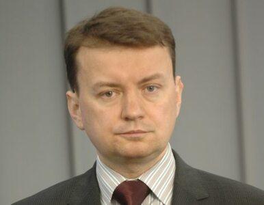 Błaszczak: Opublikujemy audyt rządu PO-PSL przed wyborami