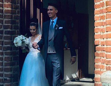 """Córka Grzegorza Schetyny wyszła za mąż. """"Najważniejsze, że para młoda..."""
