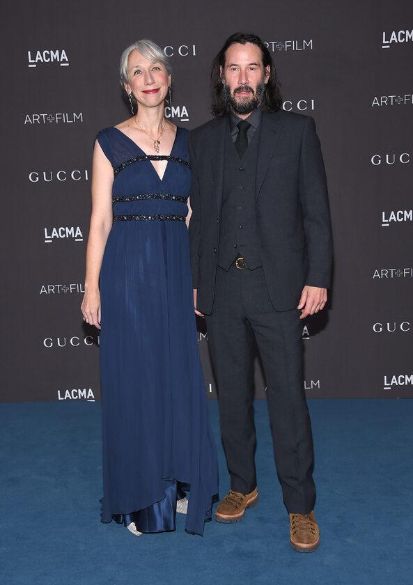 Alexandra Grant i Keanu Reeves