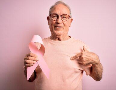 Nie tylko kobiety mogą mieć raka piersi – mammografię powinni robić...