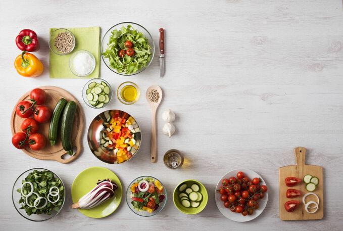 Żywność eko zdjęcie ilustracyjne)