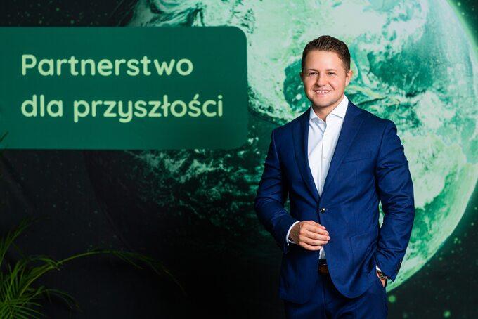 Paweł Bednarek, Prezes Zarządu Columbus Elite