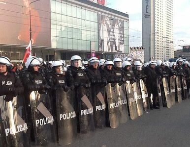 Marsz PiS? Policjantów w kominiarkach nie będzie