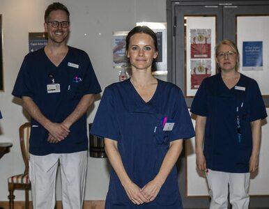 Szwedzka księżna przeszła kurs medyczny. Będzie pomagała w walce z...