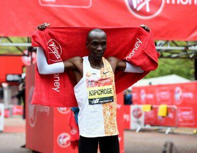 Przełamał magiczną barierę. Przebiegł maraton poniżej dwóch godzin!