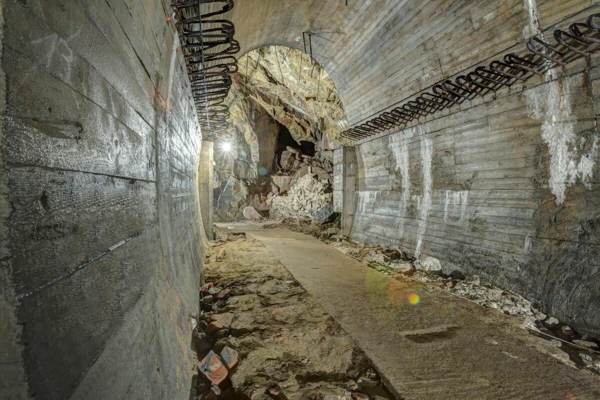 Podziemia zamku Książ