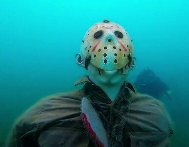 Rzeźba mordercy na dnie jeziora. Gdy wezwano do jej usunięcia, nikt nie...