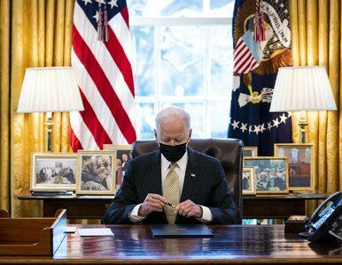 Joe Biden przedstawił nowy program ratunkowy. 2,3 bln dol. na inwestycje...