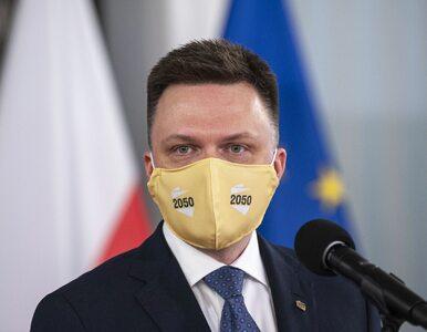 Dziennikarka ironicznie do Hołowni: Co chce pan robić poza transmisjami...