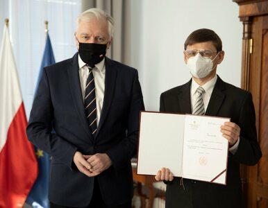 Polska Agencja Kosmiczna ma nowego prezesa. Wcześniej zajmował się atomem