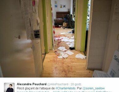 """Nowa okładka """"Charlie Hebdo"""". Karykatura Mahometa, """"wszystko wybaczone"""""""