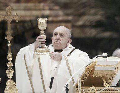 Papież zachęcał do szczepień. Sam przyjął już pierwszą dawkę