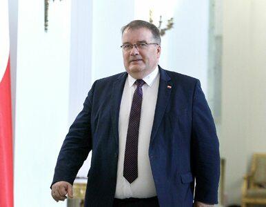 """Spięcie między Olejnik a prezydenckim ministrem. """"To ja tu jestem..."""