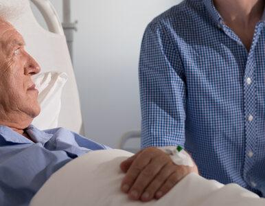 Rak prostaty zabija Polaków