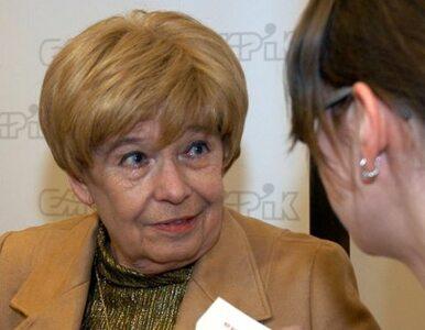 """""""Lesio"""" i kryminały na wesoło. 80. urodziny Joanny Chmielewskiej"""