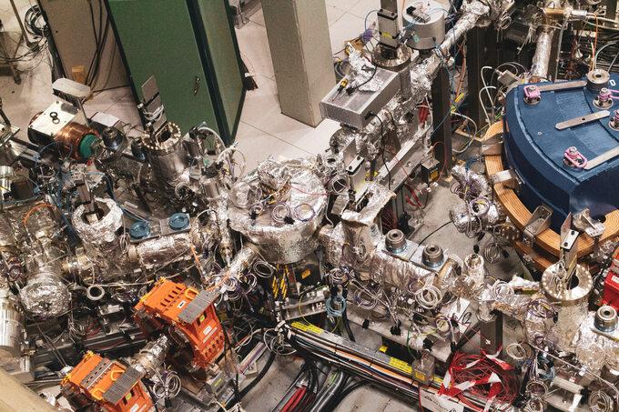 Wielki Zderzacz Hadronów wCern