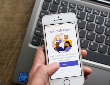 Awaria Microsoft Teams. Występowały problemy z logowaniem