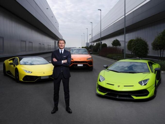 Stephan Winkelmann, prezes Lamborghini