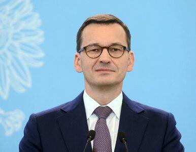 Premier Morawiecki sprostował w prasie swoją wypowiedź na temat władz...