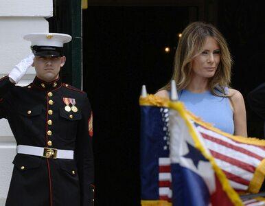 Melania Trump przyjedzie do Polski. Będzie towarzyszyć mężowi