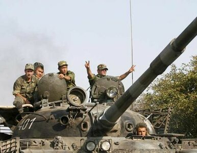 Rosjanie zostali w Gruzji