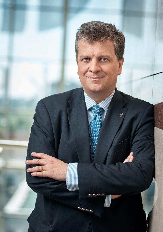 Jan Emeryk Rościszewski, prezes PKO BP
