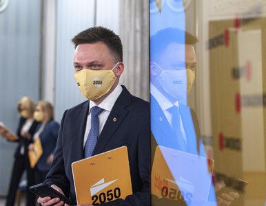 Najnowszy sondaż partyjny. Polska 2050 goni PiS