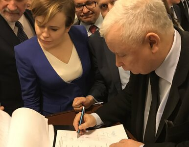 Kaczyński: Było kworum. Opozycja pokazuje listy obecności