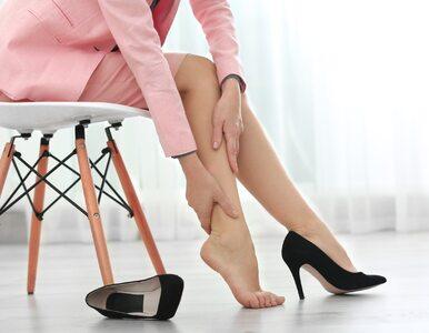 5 najczęstszych przyczyn bólu nóg. Nie są oczywiste